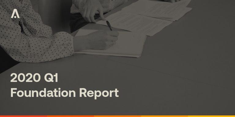 [ARCHIVE] 2020 Q1 Foundation Report
